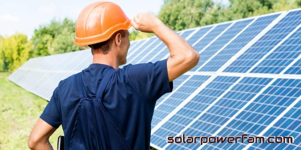 cost of solar panels per square meter