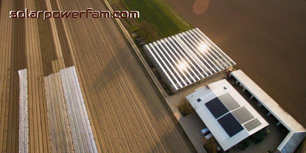 advantages and disadvantages of living near a solar farm