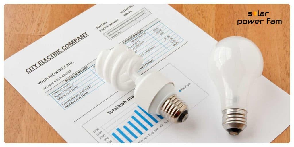 Lowers Power Bill